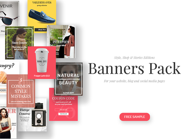 Banners - Free Sample