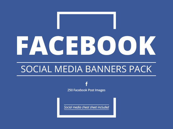 Facebook Social Media Banners Pack