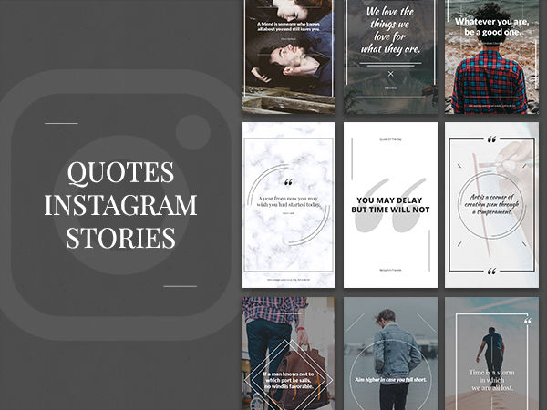 Quotes Instagram Stories